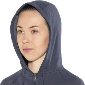 Craghoppers NosiLife Sydney Top con capucha Mujer, azul